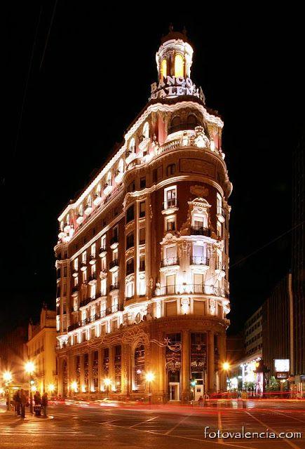 Edificio Banco Valencia
