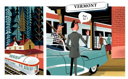Vermont by Alexandre Clerisse