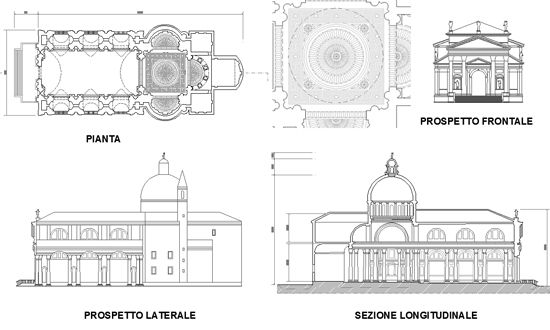 Il Rendentore Venezia Andrea Palladio Arq Gr 225 Ficos