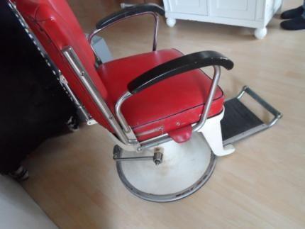 Orginal 60er Jahre Friseurstuhl in Nordrhein-Westfalen - Windeck | eBay Kleinanzeigen