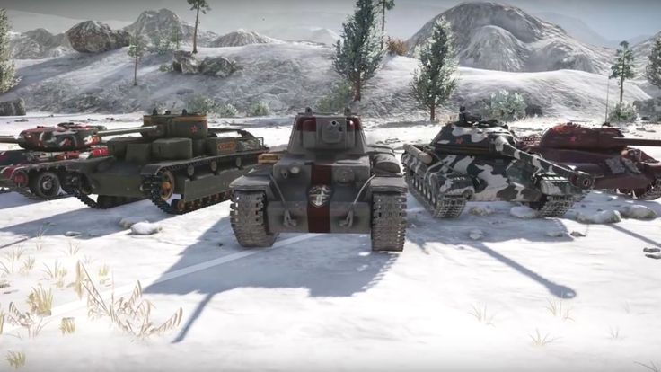 World of Tanks Official Enter the Crimson Knights Trailer Five Soviet premium stalwarts are ready for battle but only for a limited time. June 08 2017 at 04:50PM  https://www.youtube.com/user/ScottDogGaming