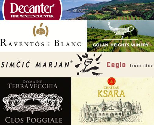 Five must-visit wineries at the Decanter Mediterranean Fine Wine Encounter | decanter.com