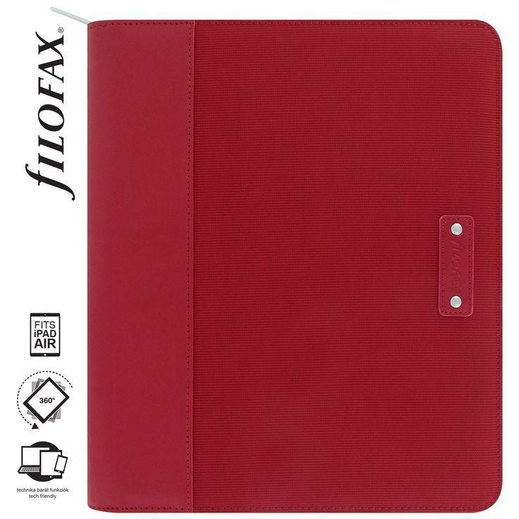 Filofax Tablet Case Microfiber iPad Air Red