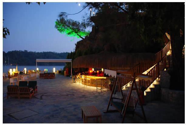 Hotel The Bay Beach Club Fethiye, Yaniklar, Turkey - Booking.com