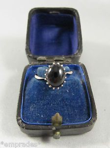 A delightful ring made by J Lawrence Melbourne c1910. A rare piece.