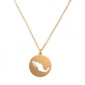 Mexico necklace // Cristina Ramella Jewelry