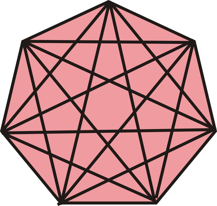 7 sided - Google Search