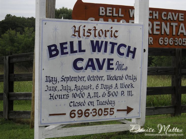 Bell Witch Cave | Adams, Tennessee