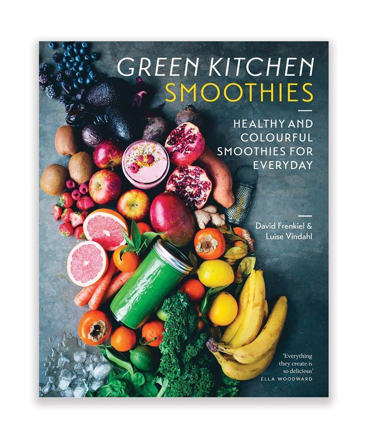 Bestselling authors David and Luise now share their top smoothie recipes, as well as some new and exciting ideas. The book is divided into simple smoothies, post-workout favorites, breakfast ideas, energizers, desserts, and more. | huntingforgeorge.com