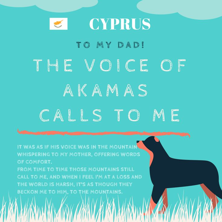 Cyprus: The Voice Of Akamas Calls To Me - Mindful Voices of Europe The cyprian short story of our book. Learn more on www.mivoceu.eu