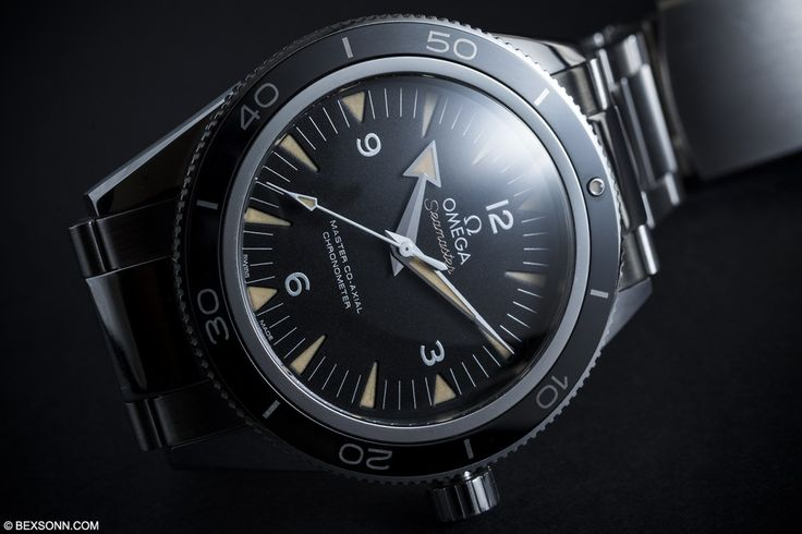 Omega Seamaster 300 Master Co-Axial, A Vintage Diving Legend Recaptured