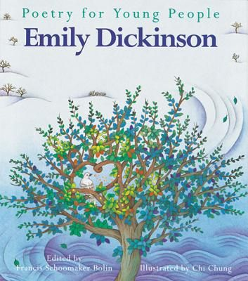 In this collection of poetry by Emily Dickinson, each poem has a lovely illustration, as well as notes explaining unfamiliar words. A great introduction.