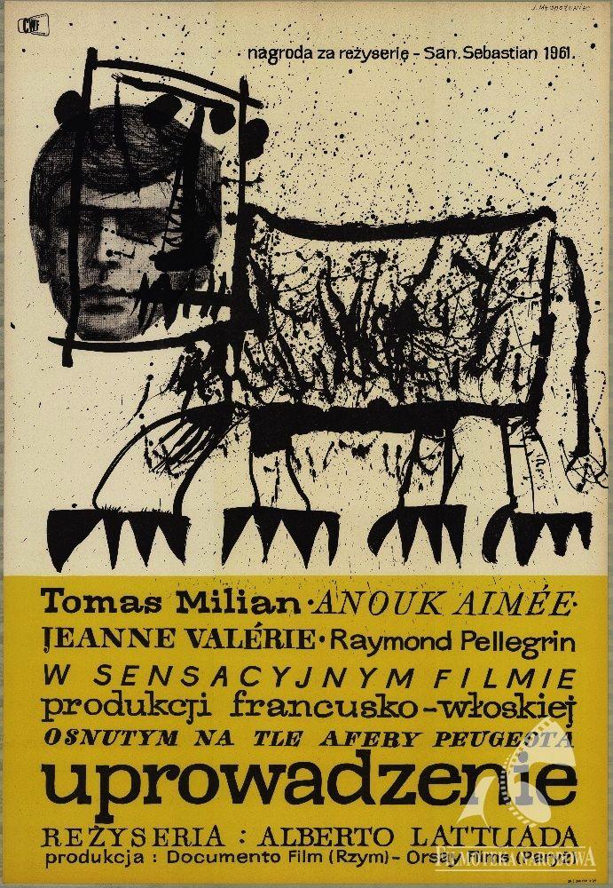 Jan Mlodozeniec, Uprowadzenie, 1962