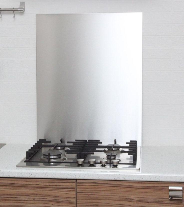 Brushed Stainless Steel Kitchen Cooker Splashback 600mm & 900mm Wide 60 or 90cm | Home, Furniture & DIY, Cookware, Dining & Bar, Food Preparation & Tools | eBay!