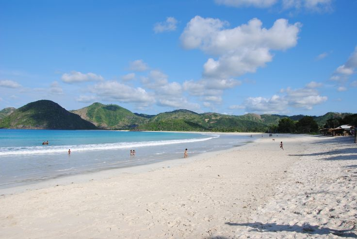 Selong Belanak Beach _ Central Lombok _ Indonesia