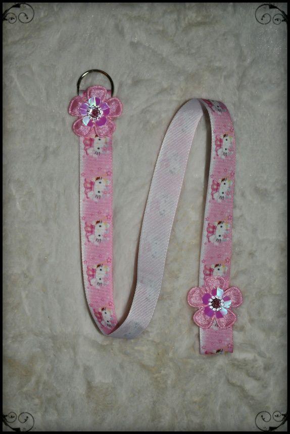 <3 Søt Hello Kitty hårspenneholder <3