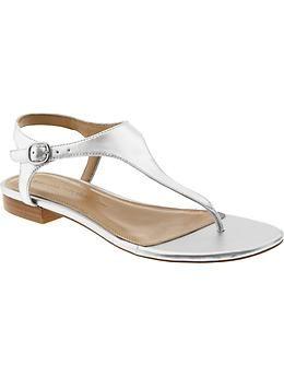 BR Lola T-Strap Sandal