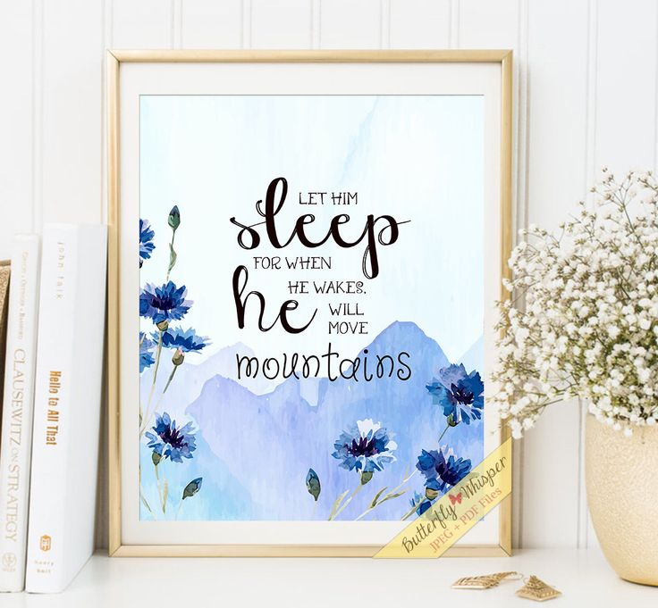 Nursery boy wall art quote print decor Let him framed quotes decor blue playroom printable quote baby boy wall print quotes baby gift ideas by ButterflyWhisper on Etsy https://www.etsy.com/listing/245309693/nursery-boy-wall-art-quote-print-decor
