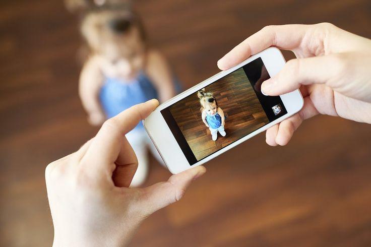 7x de foto van je kind op social media