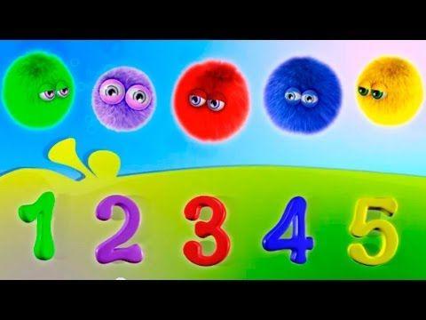 Eğlenceli ders - renkleri öğreniyoruz - YouTube