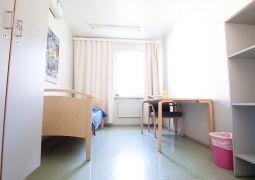 Eurohostel in Helsinki. Single room from €39,80/night
