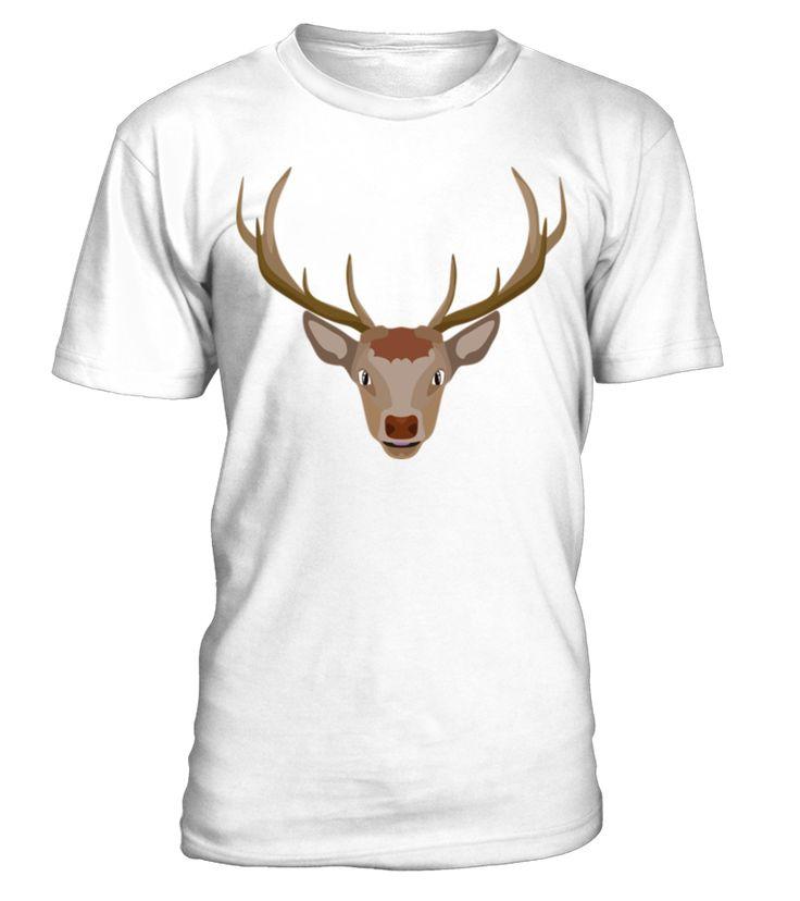 Merry christmas reindeer light - tshirt - Tshirt