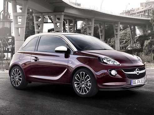 "Opel Adam ""Glam"" (2013)."