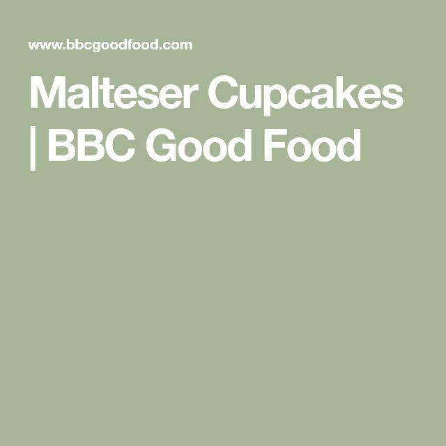 Malteser Cupcakes | BBC Good Food