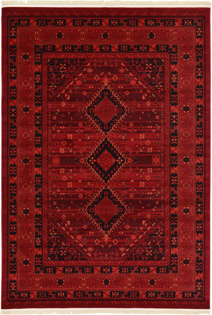 17 Best Ideas About Red Rugs On Pinterest Red Persian
