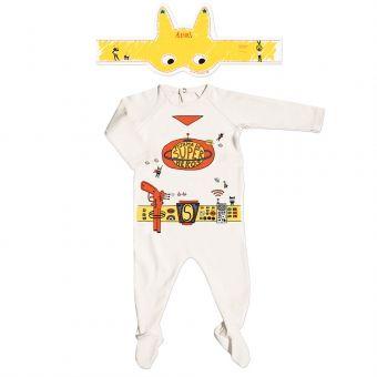 Baby pajamas Super Heroes