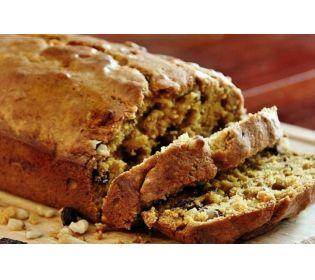 Story image of Jane's Nutcracker Pumpkin Bread