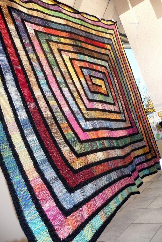 Ravelry: -danny-'s Ten Stitch Blanket