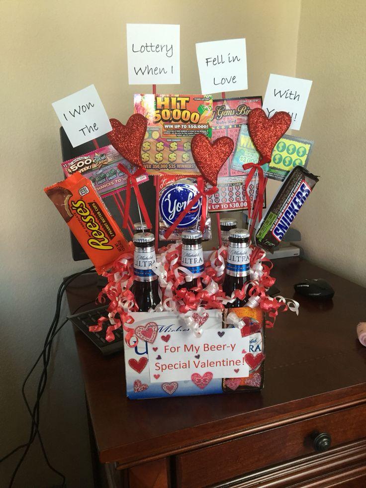 Valentine's Present for Boyfriend