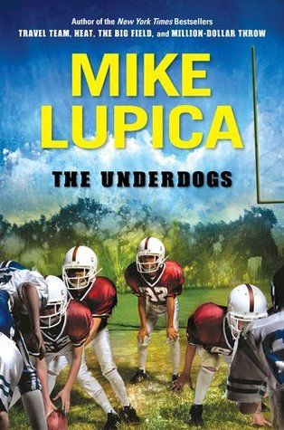 The Underdogs The book I booktalked for our Junior Book Award list next year....looking forward to all of the boys and girls who will read it at school!