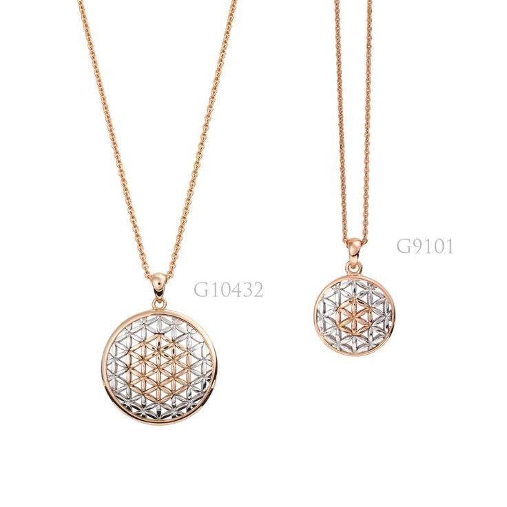 Diamond Jewellery - seed of life | flower of life