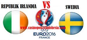 Prediksi Republik Irlandia VS Swedia EURO 2016 Prancis http://www.casinopokerindonesia.com/prediksi-republik-irlandia-vs-swedia-euro-2016-prancis/