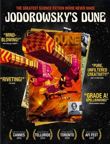 Documental - Jodorowsky's Dune - 2013: