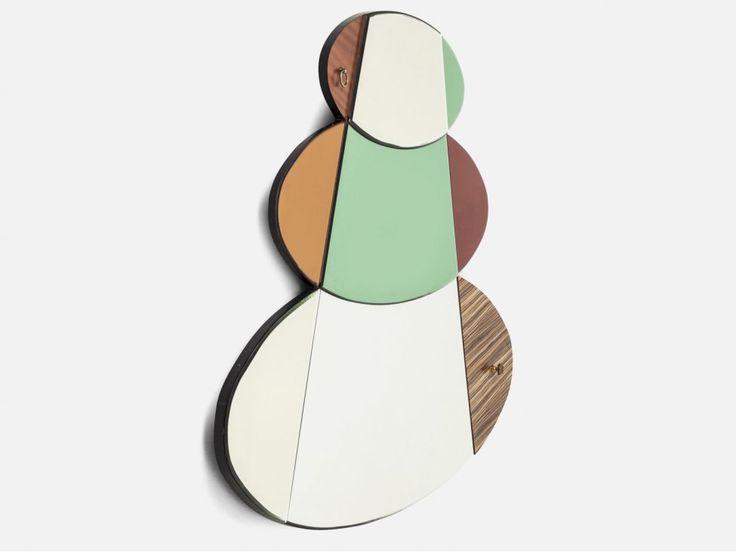 Lustro Metamorphosis Circles — Lustra Kare Design — sfmeble.pl