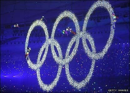 an Olympic Opening or Closing Ceremony in another country