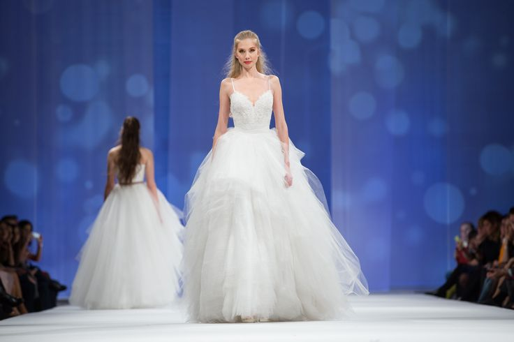 Dalarna Couture Pearl collection lace and tulle wedding gown