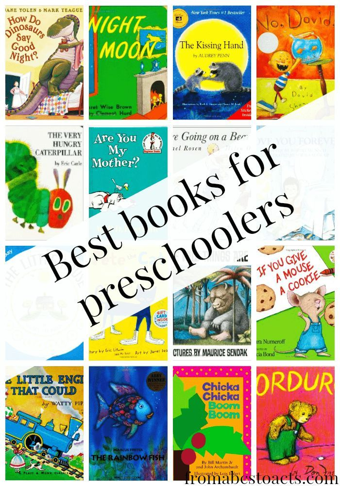 Best Books to Read with Your Toddler | Education.com