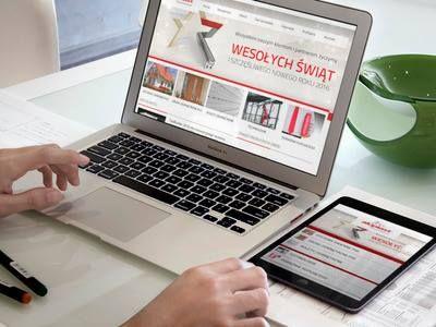 new #page; #aluplast; #new website; #producent profili okiennych; #strona internetowa firmy aluplast;