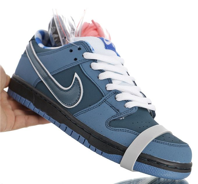 b5bbfaef57608 Top Concepts x Nike Dunk Low Pro SB Blue Lobster 313170-342 | Nike ...