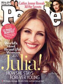 WORLD'S MOST BEAUTIFUL WOMAN 2017 - JULIA!