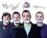 #6: Impractical Jokers cast reprint signed autographed photo #2 Sal Murr Joe Q TruTv