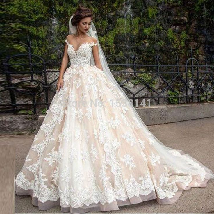Find More Wedding Dresses Information about Romantic Sexy Vestidos De Noiva Off…