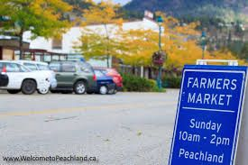 farmers market Peachland,  #Luxury Boutique B & B in West #Kelowna: www.lakeviewmemories.com
