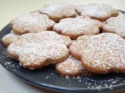 """Le mie ricette online: Biscotti rustici di farro al miele per """"La prova del Farro""""!! #food #laprovadelfarro"""