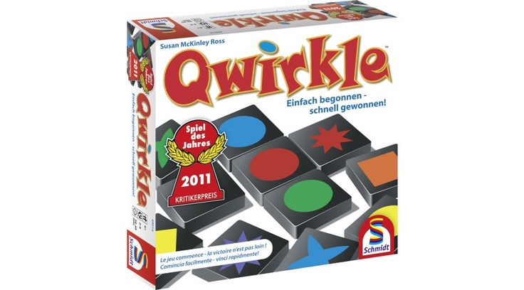 6. helyezett: Qwirkle - pofon egyszerű társasjáték az egész családnak. #qwirkle #okosodjvelunk