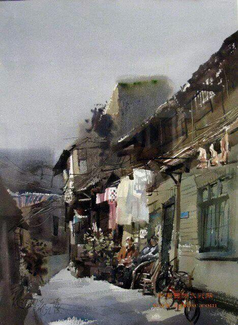 Ping Long (b1964; Changzhou, Jiangsu Province)